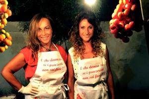 Elena Colucci e Lisa Dipierdomenico